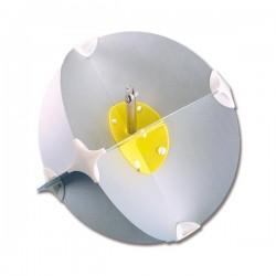 Reflektor radarowy 12 mil Atest EC-MED - NAVY STAR