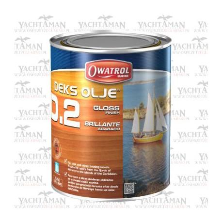 Owatrol D2 Lakier - Lśniący olej do drewna