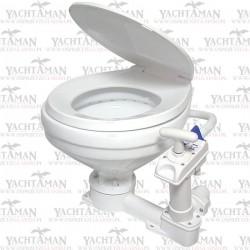 Stacjonarna toaleta jachtowa, morska Nuova Rade LT-1 Ręczna
