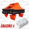 Tratwa ratunkowa 4 osobowa Kontener ISO-RAFT Lalizas