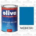 Farba przeciwporostowa Oliva Antifouling VSE NIEBIESKI
