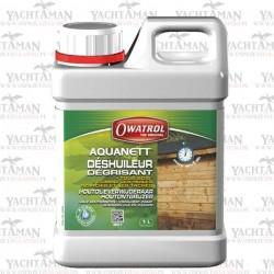 Aquanett środek do usuwania powłok olejowych - Owatrol
