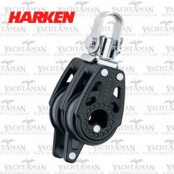 Harken Carbo Air 29mm Blok podwójny z krętlikiem i zaczepem