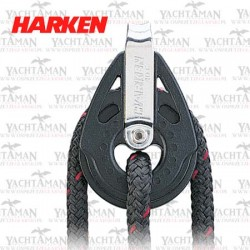 Harken Carbo Air 40mm Blok pojedynczy z uchem