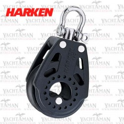Harken Carbo Air 40mm Blok pojedynczy z krętlikiem