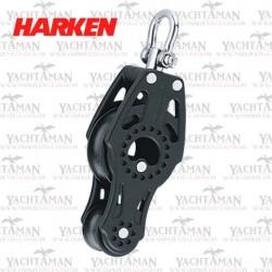 Harken Carbo 40mm Blok wiolinowy z krętlikiem