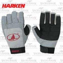 Rękawice żglarskie Harken Classic 3/4 palca Rękawiczki na jacht