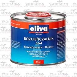 Rozcieńczalnik Oliva 564 do farb epoksydowych - Bosman 54, Bosman 77