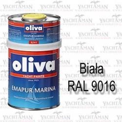 Farba Jachtowa Oliva Emapur Marina RAL 9016