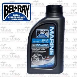 Olej do spodziny silnika zaburtowego Bel-Ray Gear Marine SEA 80W-90 Semi Synthetic