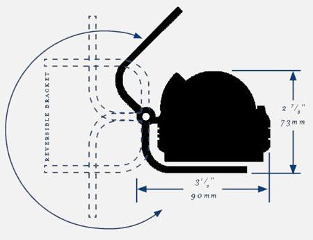 Kompas Ritchie Trek TR-31.