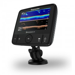 "Echosonda Dragonfly 7PRO 7"" bez map CHRIP i CHIRP DownVision Raymarine"