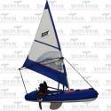 MULTIFUN 4 in 1 Deska windsurfingowa, kajak, żaglówka