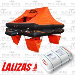 Tratwa ratunkowa 10 osobowa Kontener ISO-RAFT Lalizas