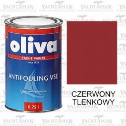 Farba przeciwporostowa Oliva Antifouling VSE CZERWONA