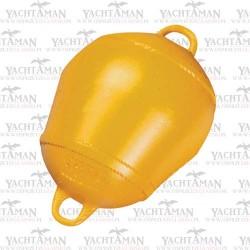 Boja 25x39cm cumownicza, kąpieliskowa, kotwiczna żółta