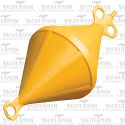 Boja cumownicza, kąpieliskowa, kotwiczna żółta