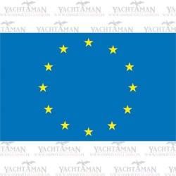 Bandera, flaga UE 30x45cm, banderka Uni Europejskiej