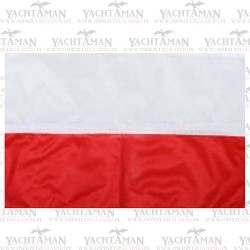 Bandera, flaga Polski 20x30cm, Banderka