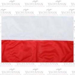 Bandera, flaga Polski 30x45cm, Banderka