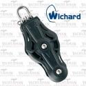 Bok wiolinowy 35mm Wichard Łożyskowany ślizgowo