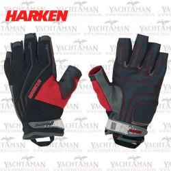 Rękawice żglarskie Harken Reflex 3/4 palca Rękawiczki na jacht