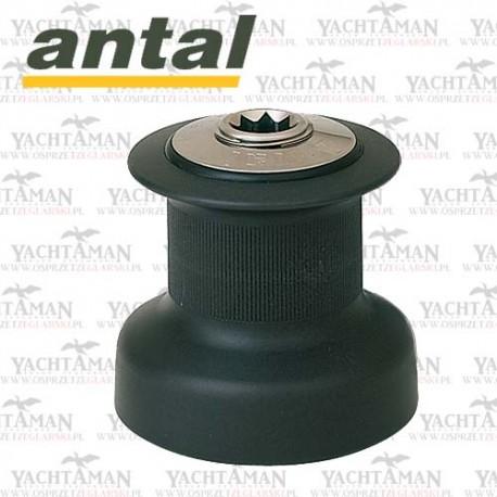Kabestan Aluminiowy Antal W6 94mm, jednobiegowy