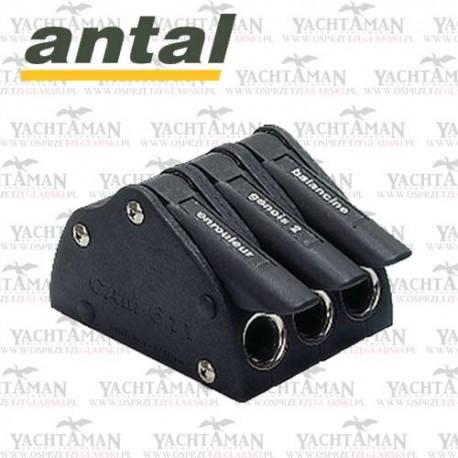 Stoper Fałowy Antal CAM 611 6-11mm Potrójny
