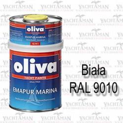 Farba Jachtowa Oliva Emapur Marina RAL 9010