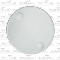 Blat stolika kokpitowego okrągły 610mm z uchwytami na napoje
