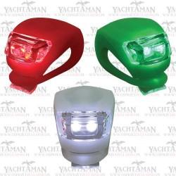 Zestaw lamp nawigacyjnych LED Biała, Czerwona, Zielona Lampa nawigacyjna