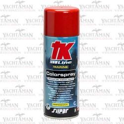 Farba nawierzchniowa do silnika Yamaha 400ml TK Line Colorspray Slipar