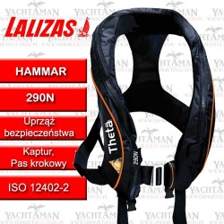 Lalizas Theta 290N HAMMAR Kamizelka pneumatyczna, automatyczna 72197