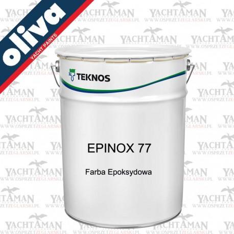 Teknos Oliva EPINOX 77 Grunt epoksydowy - Farba Jachtowa 18l