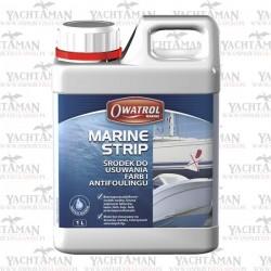 Marine Strip 2,5L Środek do usuwania farb przeciwporostowych i innych Owatrol