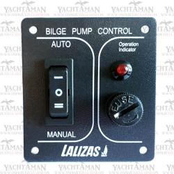Panel elektryczny, włącznik pompy zęzowej, rozdzielnia jachtowa