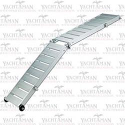 Trap aluminiowy składany 210x37cm