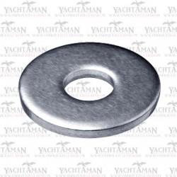 Podkładka okrągła M4, DIN 9021, A4, nierdzewna, kwasoodporna EN ISO 7093