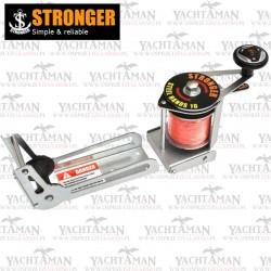 Winda kotwiczna STRONGER STEEL HANDS 10 - Ręczna wciągarka do kotwicy SH10