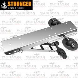 Podstawa montażowa windy kotwicznej do pontonu - STRONGER