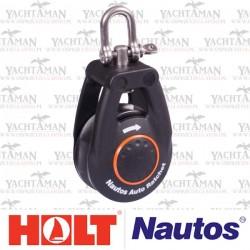 Blok kabestanowy, automatyczny, 40mm pojedynczy HOLT Nautos HT2240