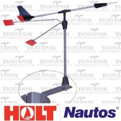 Wimpel, Wskaźnik wiatru, HOLT Nautos na jacht do 11m 91170 WINTEC 12