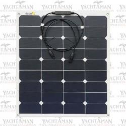 Panel fotowoltaiczny 60W PRESTIGE 625x540mm elastyczny, monokrystaliczny, do jachtu, łodzi, kampera