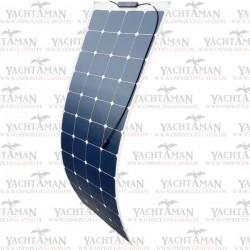 Panel fotowoltaiczny 150W/24V PRESTIGE 1445x540mm elastyczny, monokrystaliczny, do jachtu, łodzi, kampera