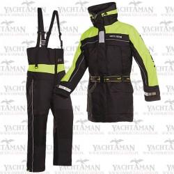 Sztormiak wypornościowy 50N dwuczęściowy, kurtka żeglarska i spodnie Mullion Northsea 2