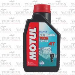 Olej do silnika zaburtowego MOTUL OUTBOARD 4T 10W30 1L