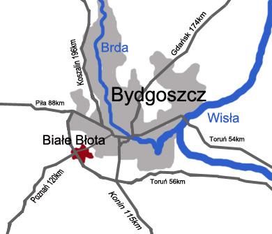 Mapa poglądowa yachtaman